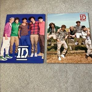 Other - One Direction Folder Bundle